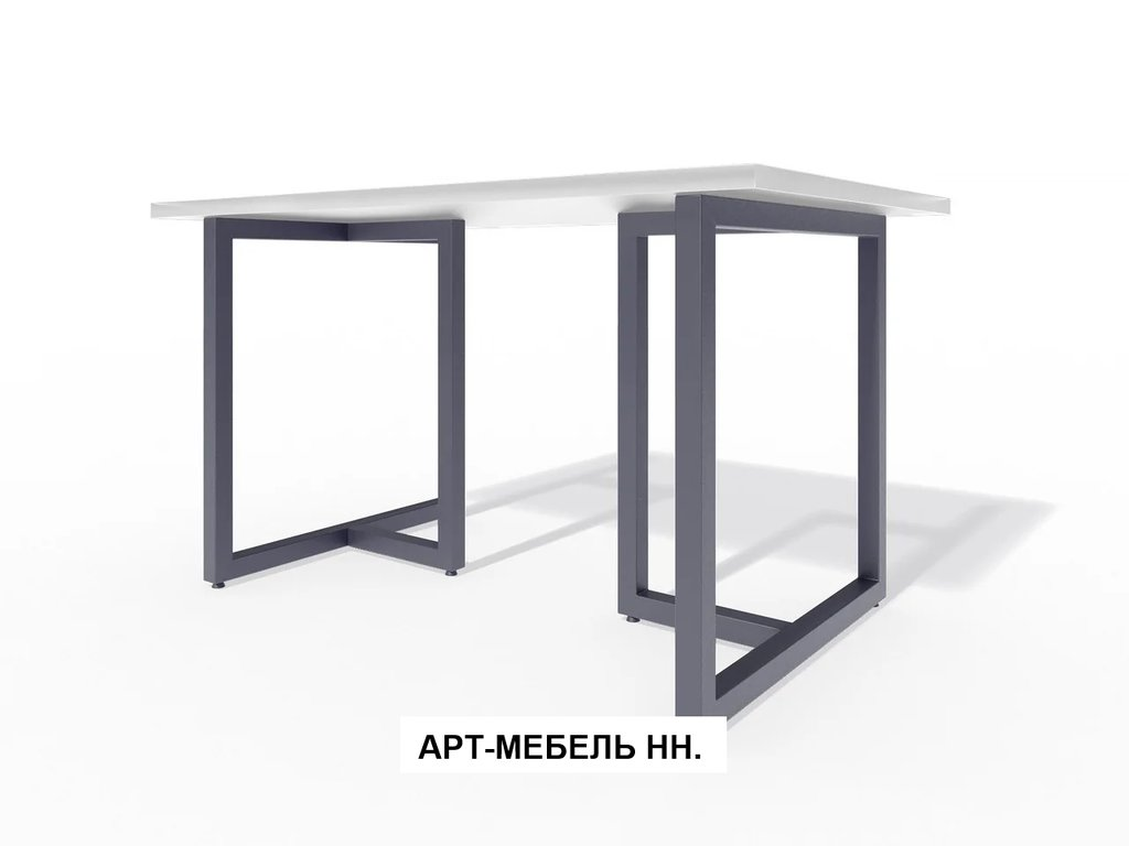 Подстолья для столов.: Подстолье 0.20 (чёрный) в АРТ-МЕБЕЛЬ НН