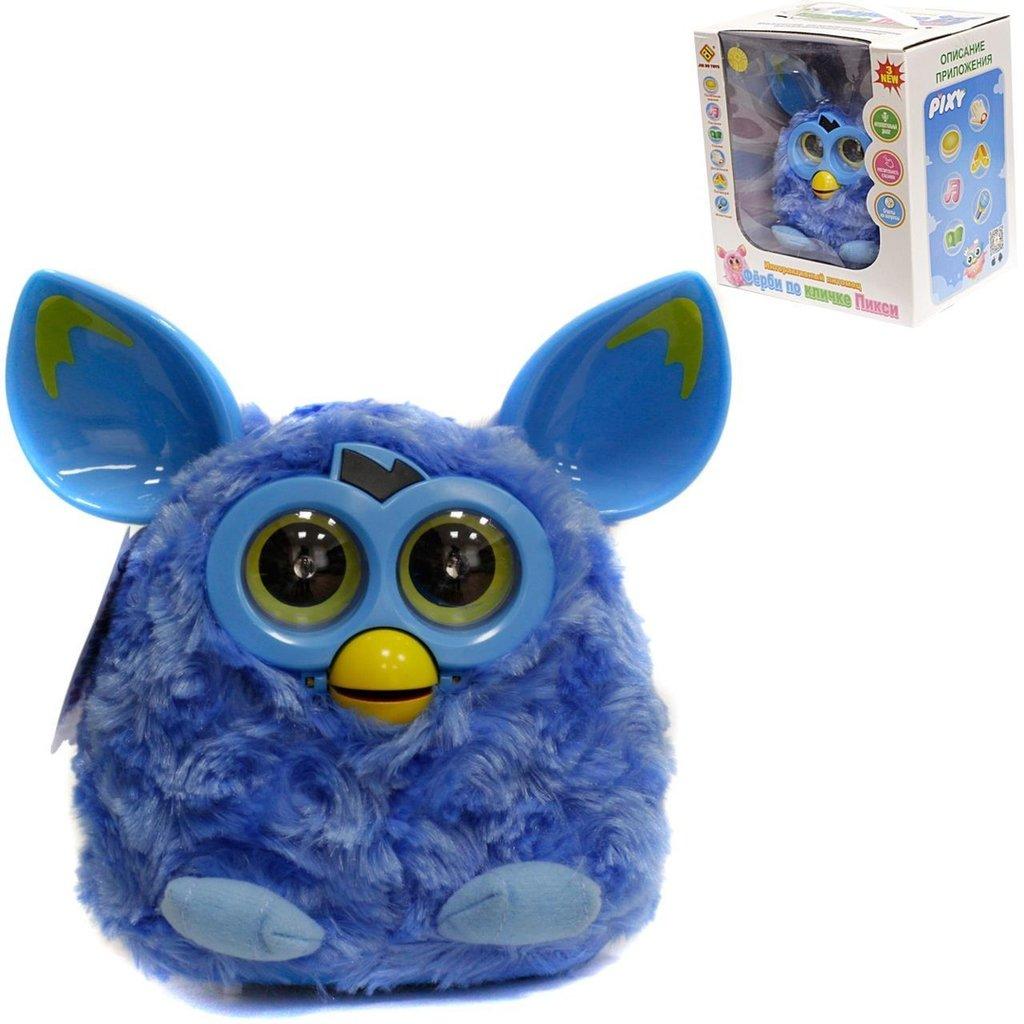 Новинки и хиты продаж: Симпатичный эльф Ферби Пикси -интерактивная игрушка в Игрушки Сити