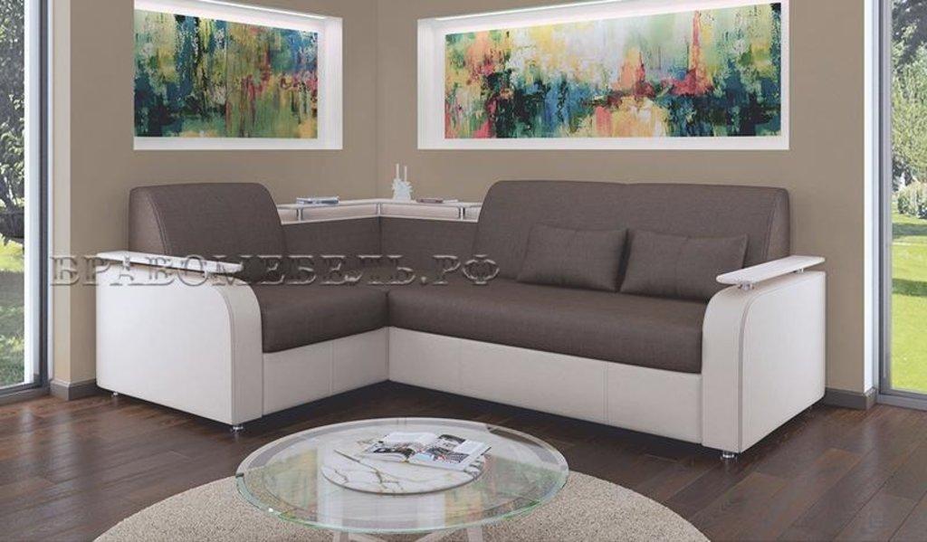 Угловые диваны: Диван-кровать угловой  Бостон-1 (универсальный) в Уютный дом