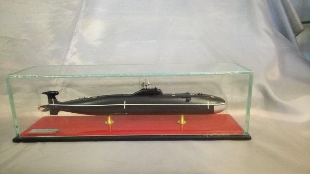 Модели подводных лодок: Подводная лодка проекта 671 РТМК в Модели кораблей