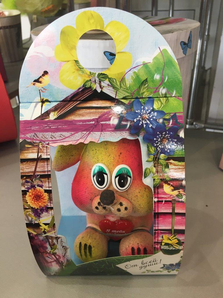 Сувениры, подарки: Игрушка № 2 травянчик в Николь, магазины цветов