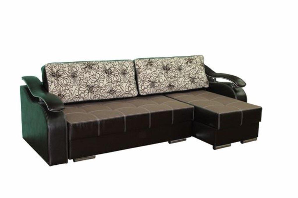 Диваны и мягкие кресла: Угловой диван Роял (Тик-так) в Стильная мебель