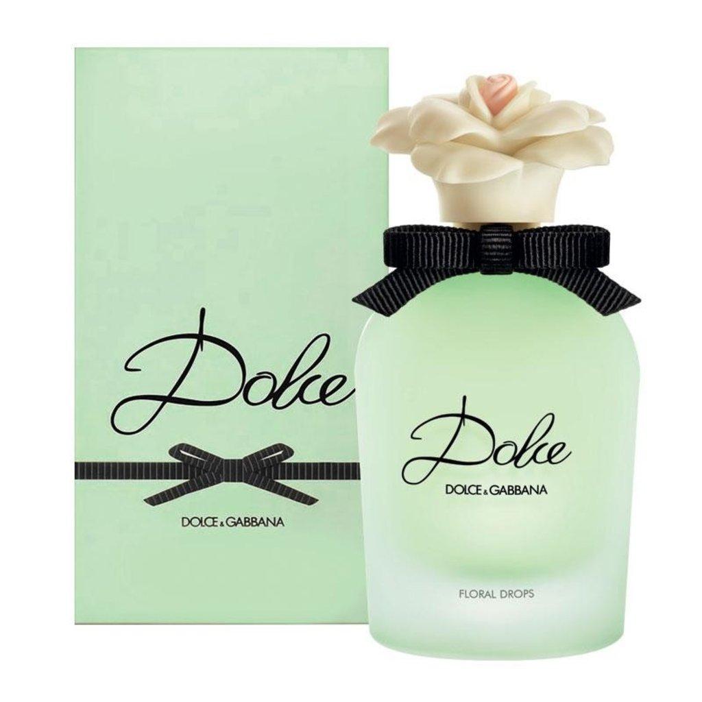Dolce&Gabbana (Дольче и Габбана): Dolce&Gabbana Dolce Floral Drops edp 100ml в Мой флакон