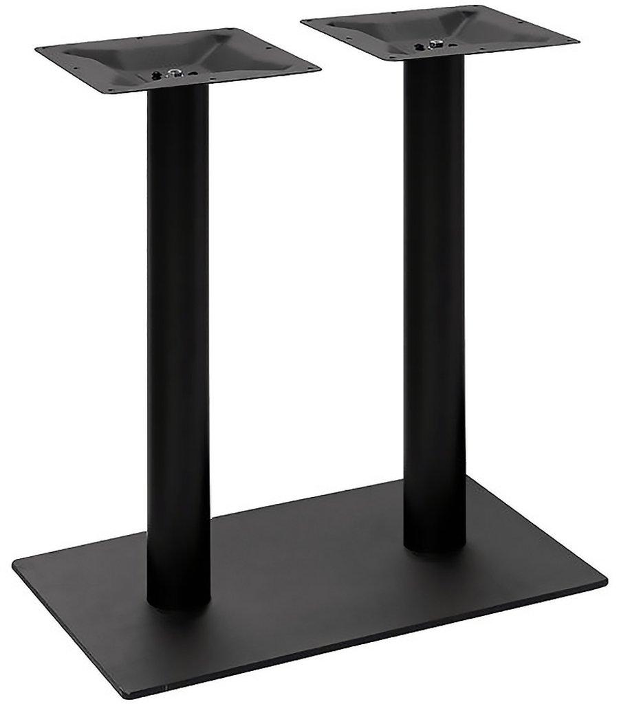 Подстолья для столов.: Подстолье 1009ЕМ (чёрный) в АРТ-МЕБЕЛЬ НН