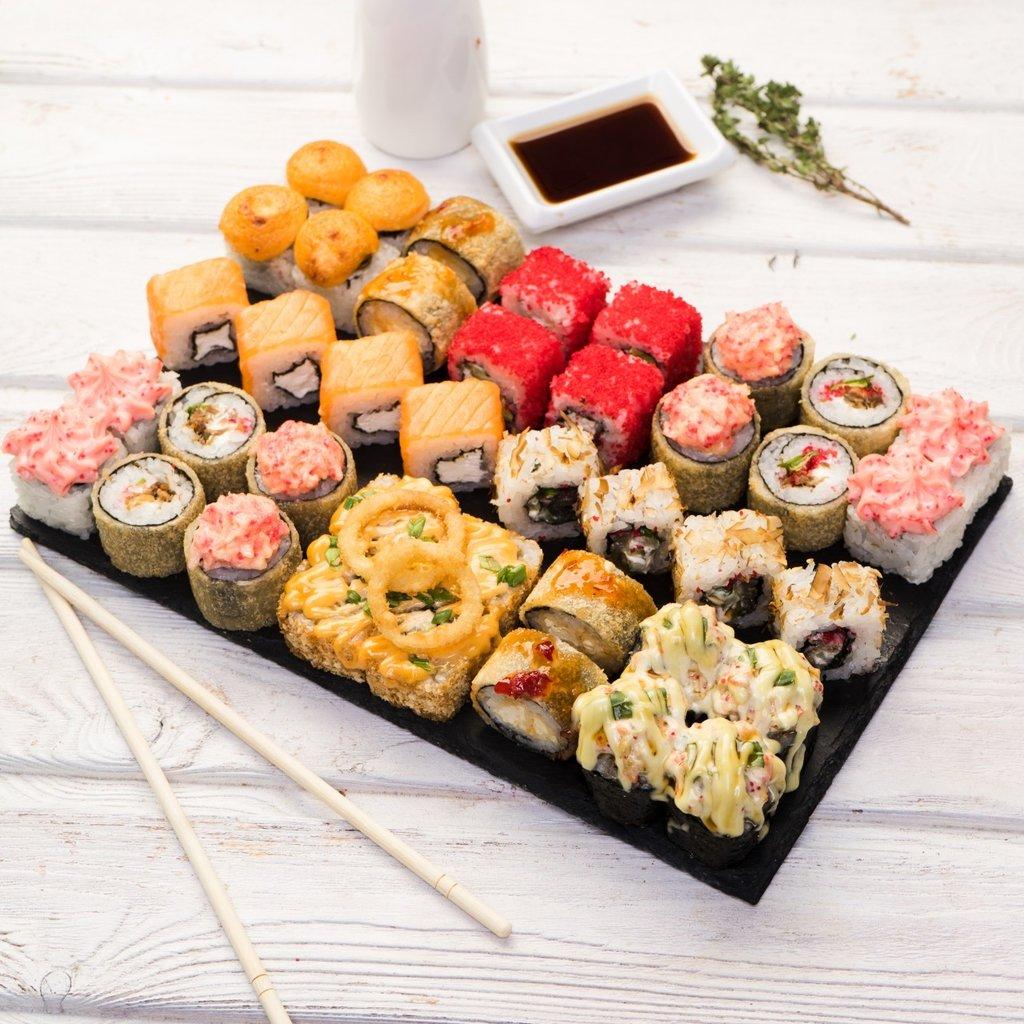 Наборы: Сет «Ренай» 1/2 в МЭСИ суши&роллы