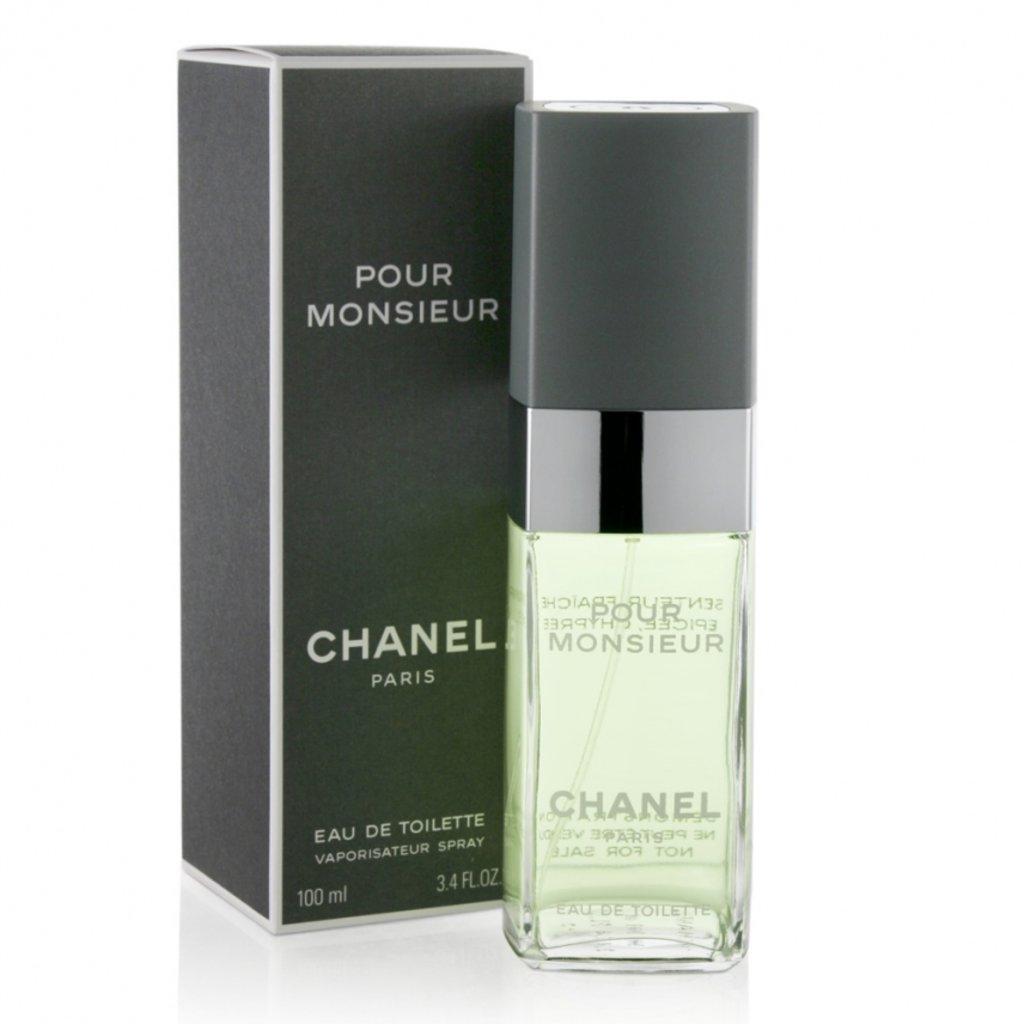 Chanel: Туалетная вода Chanel Pour Monsieur edt м 100 ml в Элит-парфюм