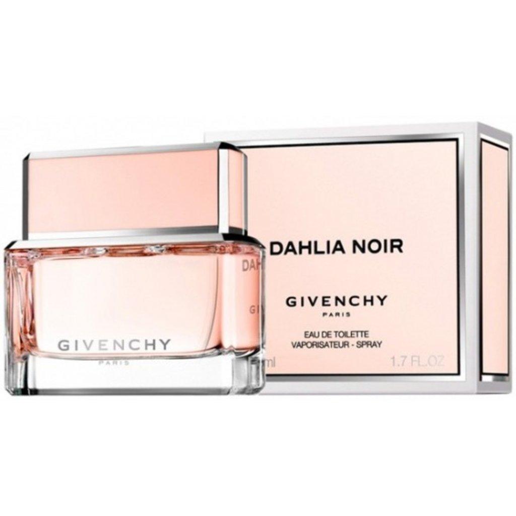 Женская парфюмерная вода: Givenchy Dahlia Noir Туалетная вода edt ж 50 ml в Элит-парфюм
