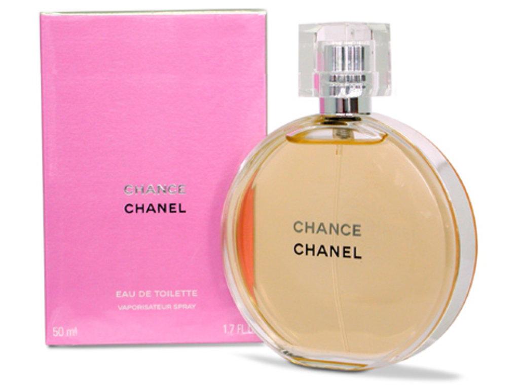 Chanel (Шанель): Chanel Chance edt 100ml в Мой флакон