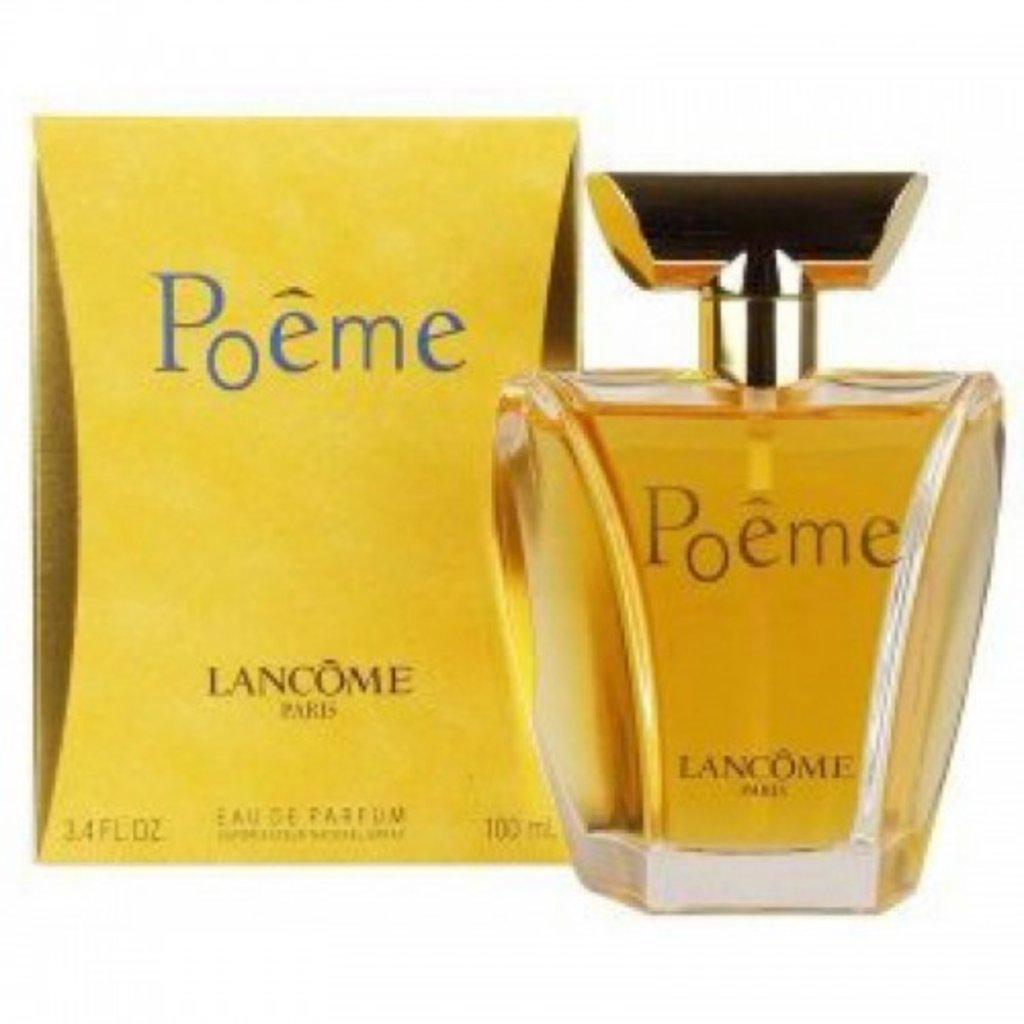 Женская парфюмированная вода: Lancome Poeme 100ml в Мой флакон