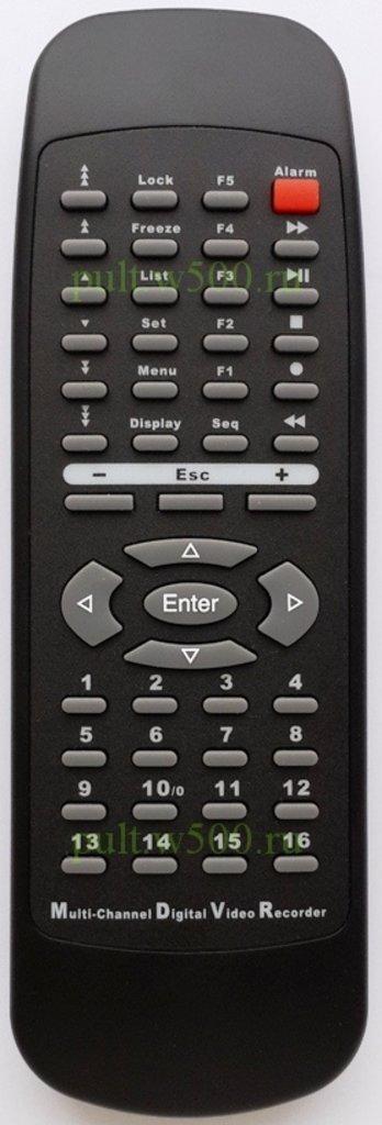 Пульты для видеорегистраторов: Пульт T-138 в A-Центр Пульты ДУ