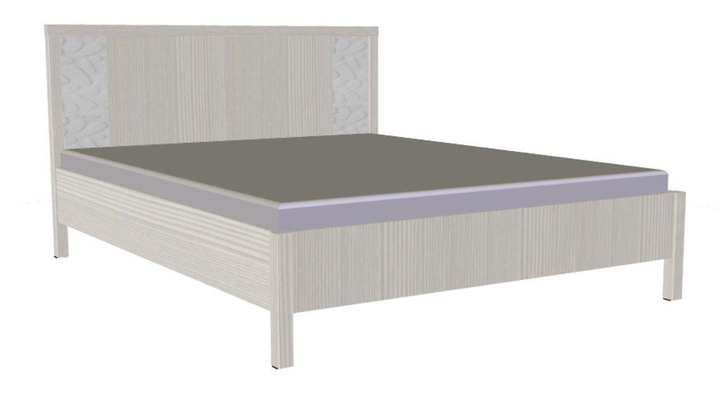 Кровати: Кровать WYSPAA 22 (1600, орт. осн. металл) в Стильная мебель