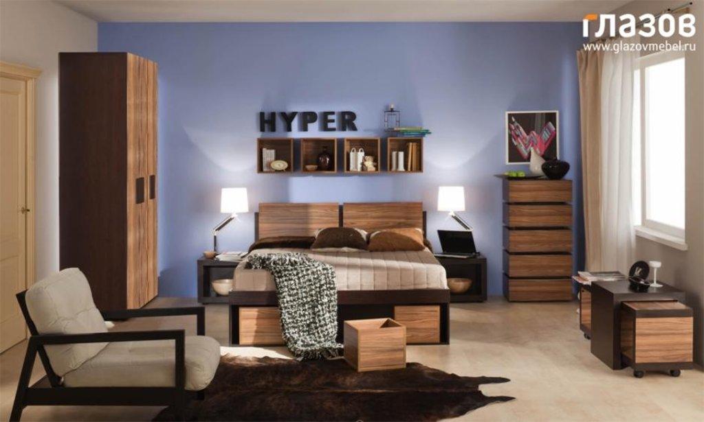Модульная мебель в спальню HYPER: Модульная мебель в спальню HYPER в Стильная мебель