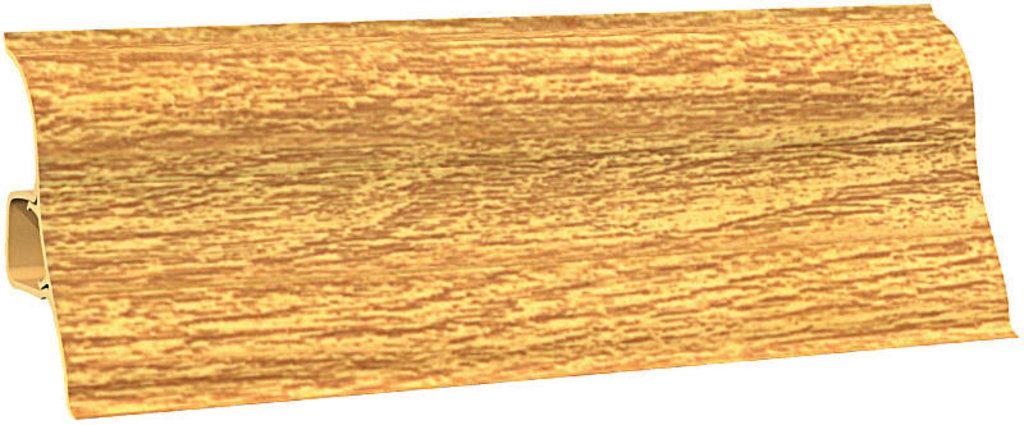 Плинтуса напольные: Плинтус напольный Ecoline 152 дуб светлый в Мир Потолков