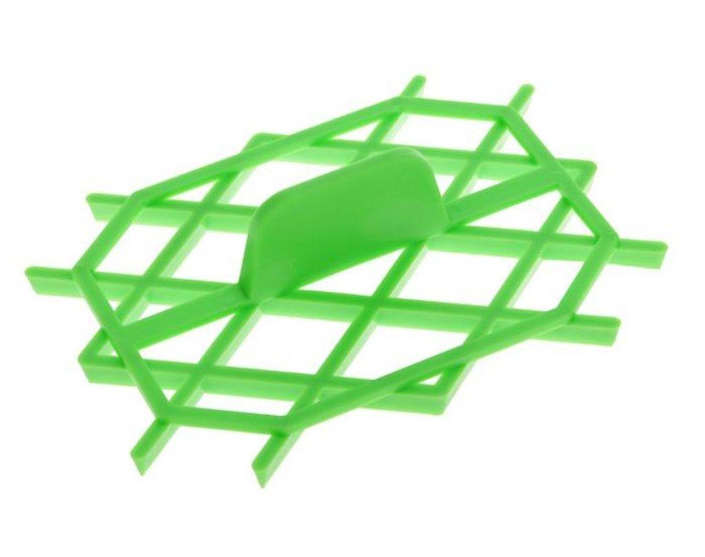 Кондитерский инвентарь: Печать для теста, мастики Решетка крупная в ТортExpress