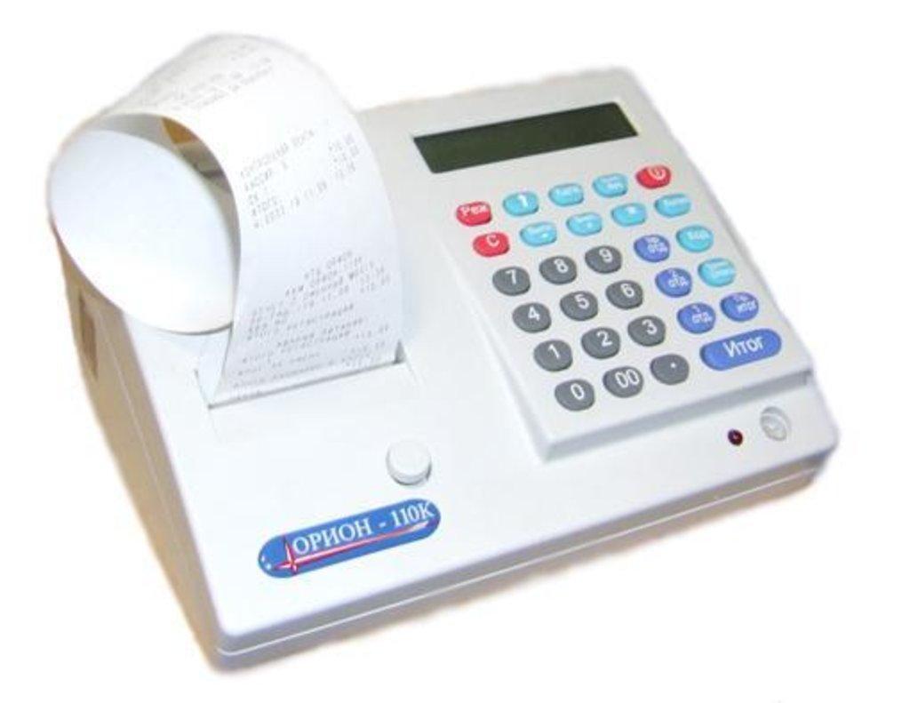 Чекопечатающие машины (ЧПМ): Чекопечатающая машина ОРИОН-110 в Рост-Касс