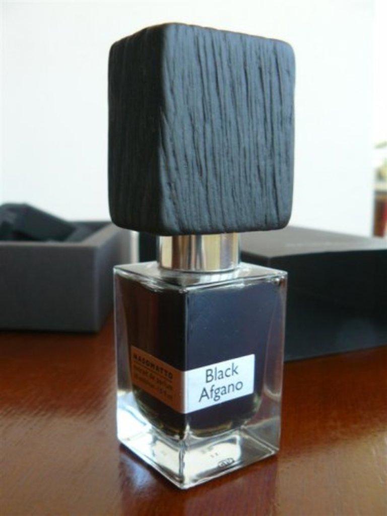 Nasomatto (Насоматто): Nasomatto Black Afgano (Насоматто Блэк Афгано) extract de parfum 30ml в Мой флакон