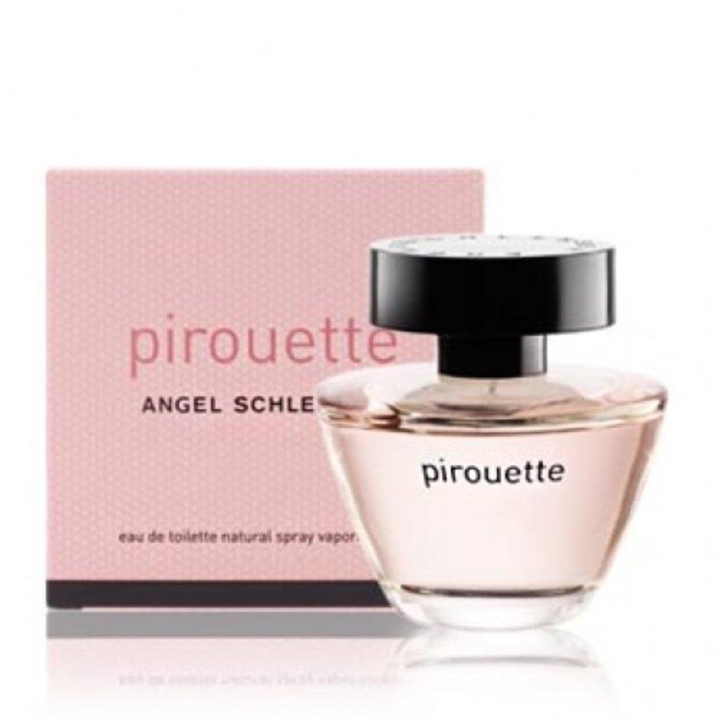 Angel Schlesser: Angel Schlesser Pirouette Туалетная вода edt ж 100 ml в Элит-парфюм