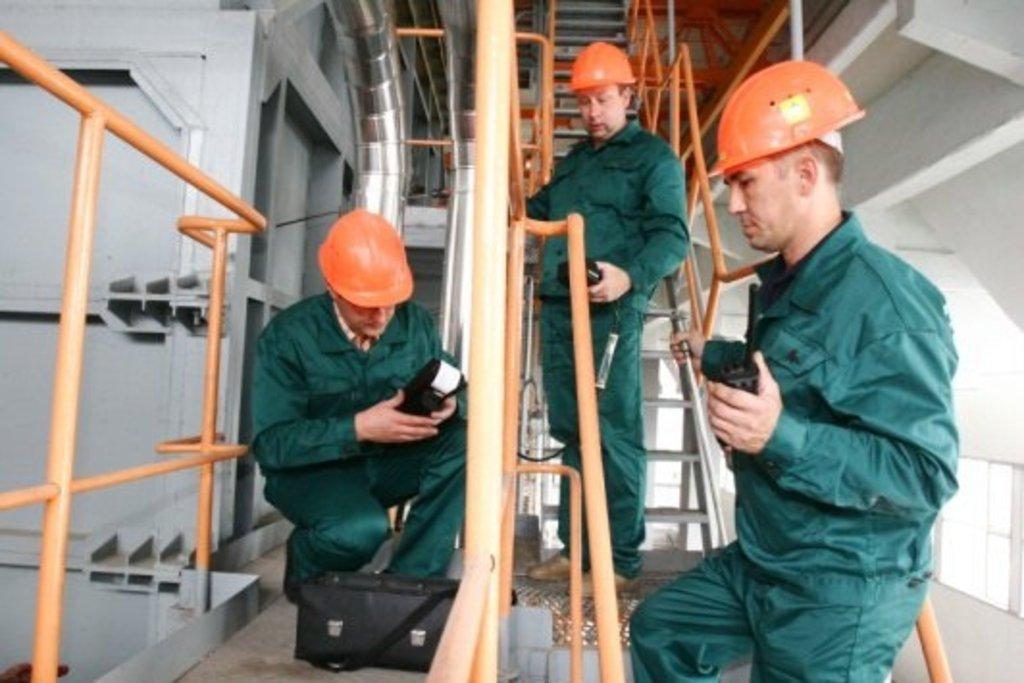 Техническое освидетельствование: Техническое освидетельствование производственных объектов в Вологодская экспертная компания, ООО (ВЭК)