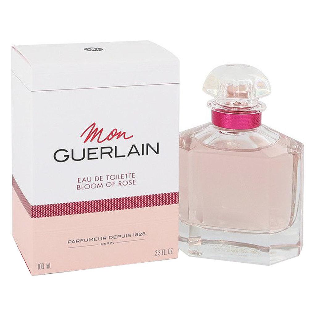 Guerlain  (Герлен): Guerlain Mon Guerlain Bloom Of Rose (Герлен Мон Герлен Блум оф Роуз) edp 100ml в Мой флакон