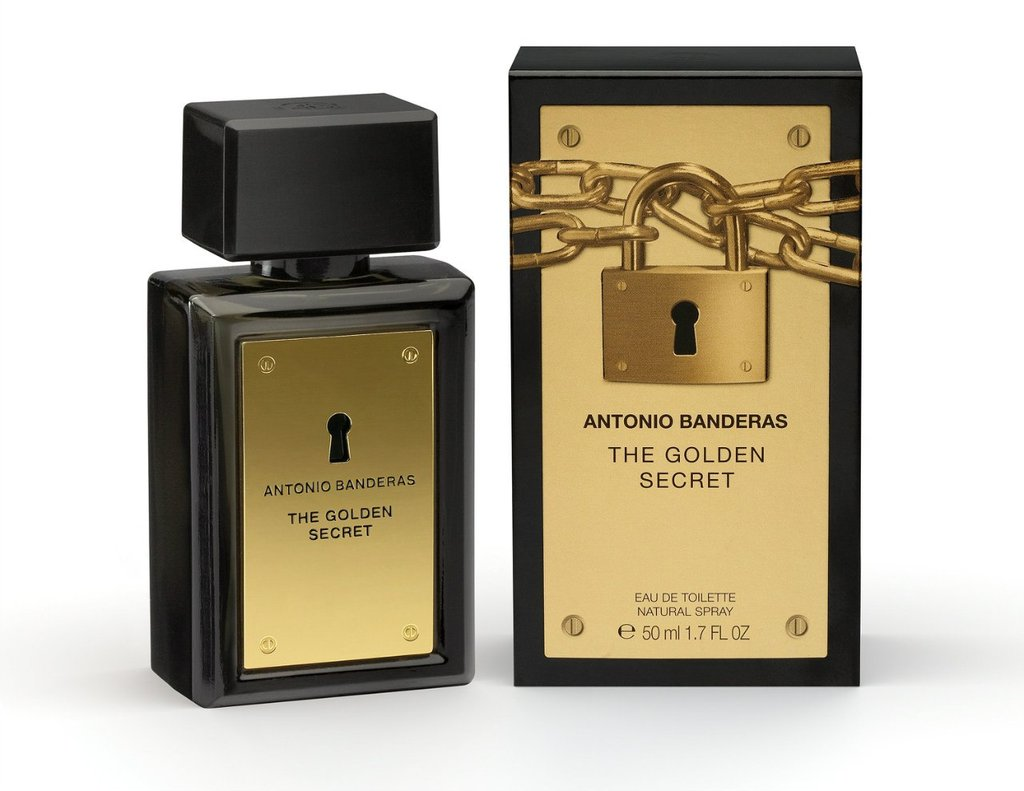 Antonio Banderas (Антонио Бандерас): Antonio Banderas The Golden Secret 100ml в Мой флакон