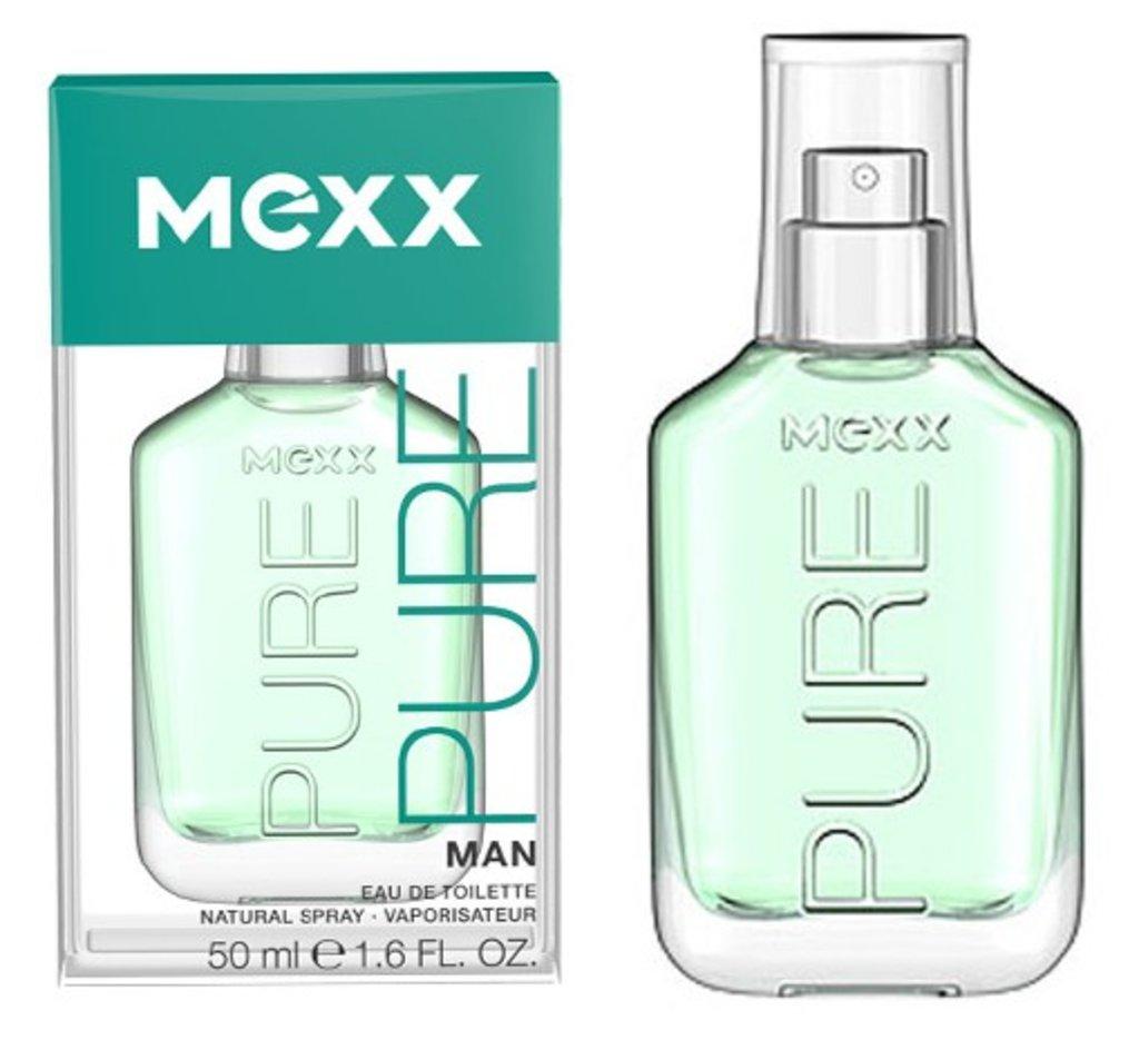 Мужская туалетная вода Mexx: Mexx Pure edt м 50 ml в Элит-парфюм