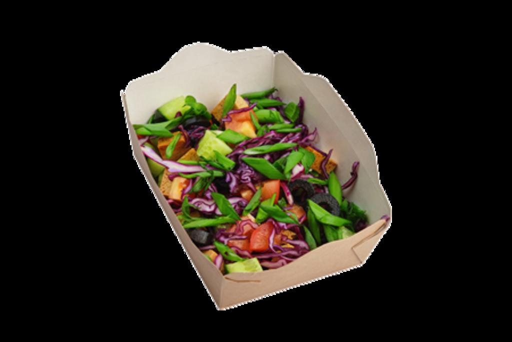 Салаты, десерты: Салат с тофу в Гриль №1 Новокузнецк