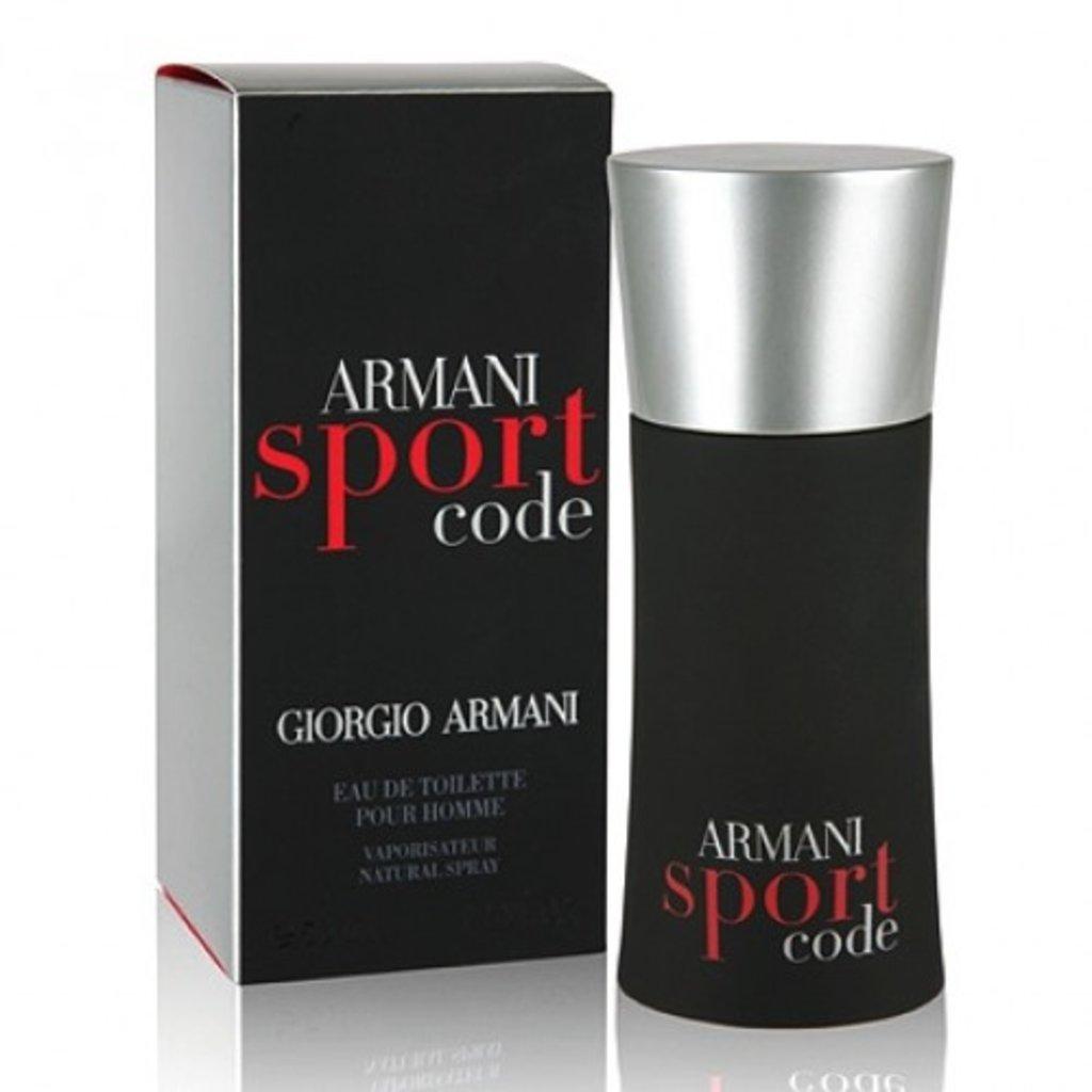 Armani: Armani Code Sport Туалетная вода edt м 75 ml в Элит-парфюм