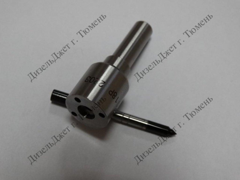 Распылители BOSCH: Распылитель DLLA118P2203 (0433172203) КАМАЗ. Для двигателей CUMMINS Подходит для ремонта форсунок BOSCH: 0445120236 в ДизельДжет