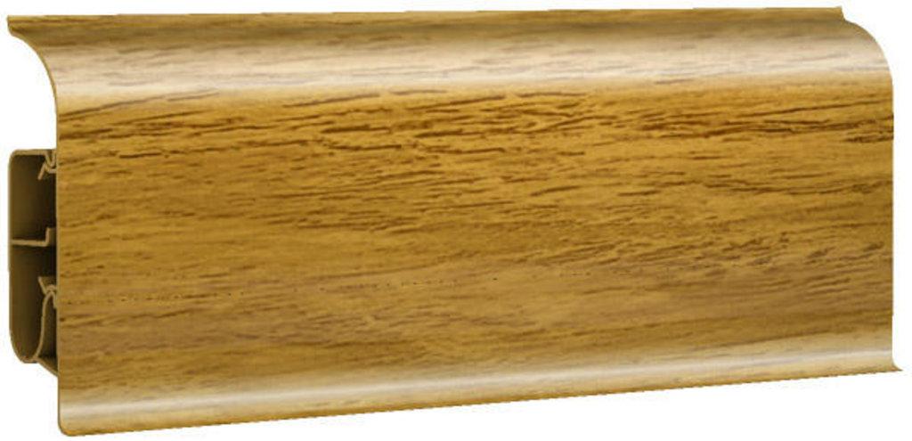 Плинтуса напольные: Плинтус напольный 85 глянцевый 85107 дуб барокко в Мир Потолков