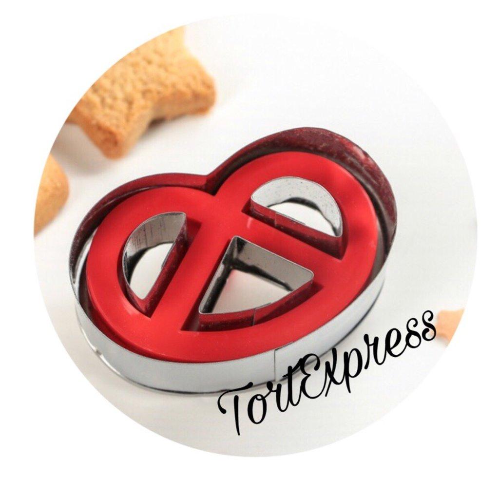 Вырубки: Форма для печенья в ТортExpress
