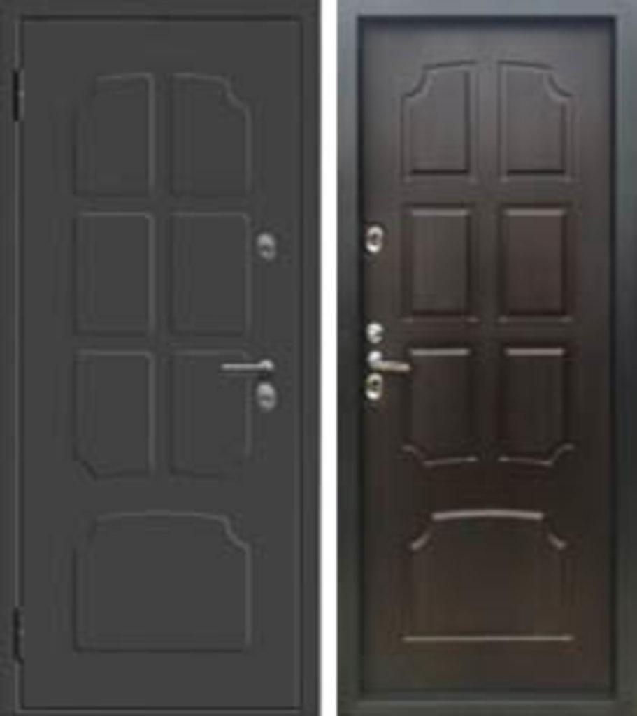 Двери Алмаз  с терморазрывом: Цефей 3 Termo в Модуль Плюс