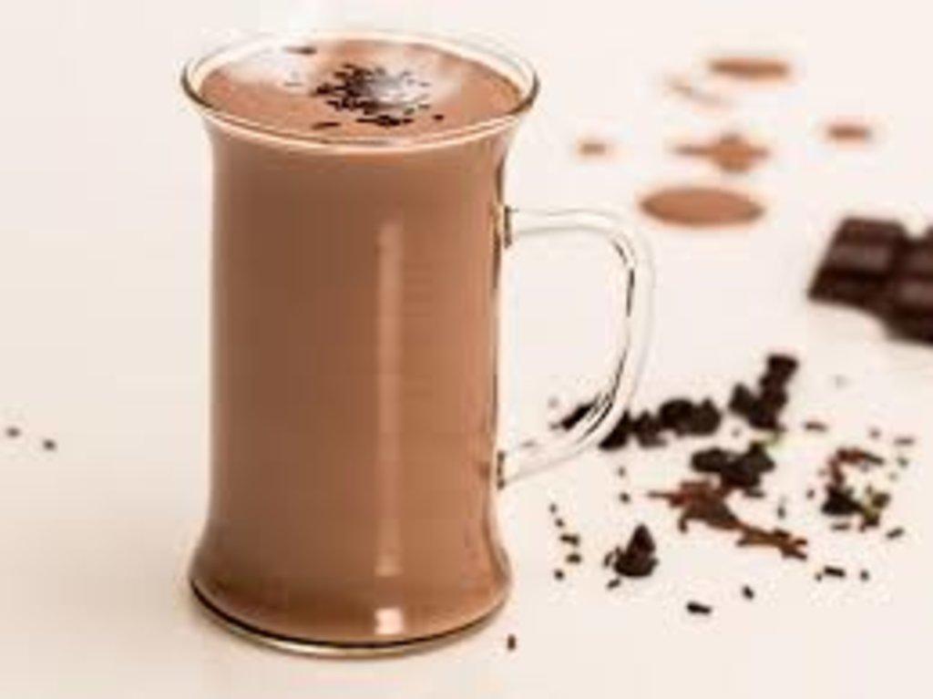 Напитки: Какао в SH  ресторан, караоке зал