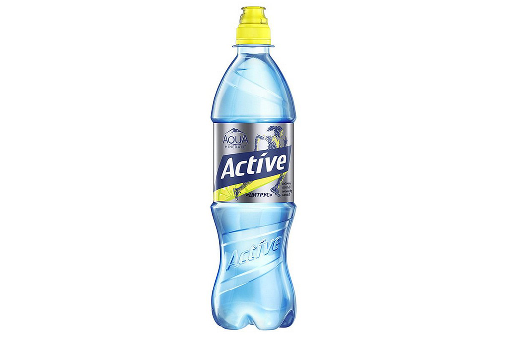 Напитки: Aqua Minerale Active в Гриль №1 Новокузнецк