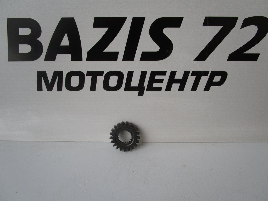 Запчасти для техники CF: Шестерня парковочного тормоза (пром.вал) X8 CF 0800-061009 в Базис72