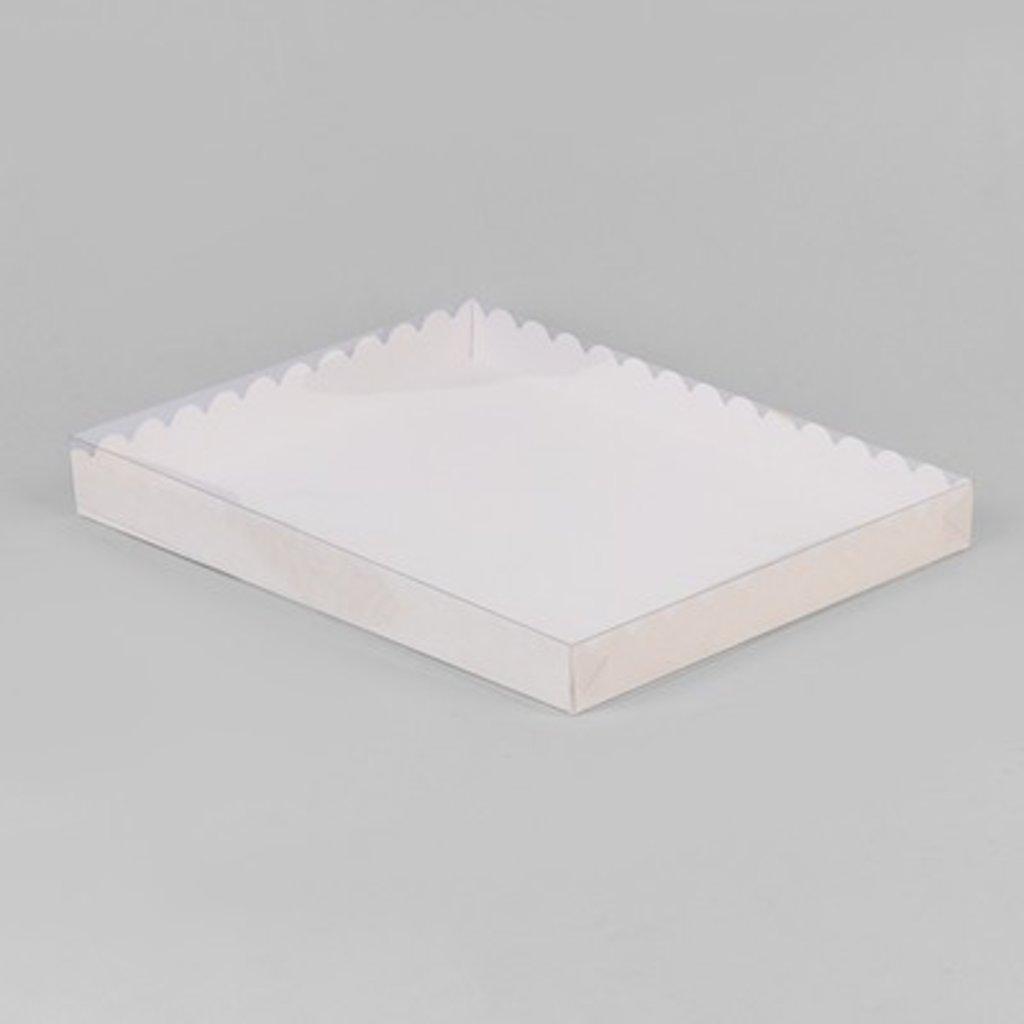 Коробки для кондитерских изделий: Коробочка для печенья  23,5 Х 30,3 см в ТортExpress