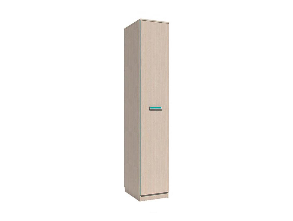 Детские шкафы и стеллажи: Шкаф для одежды НМ 013.01-03 Рико в Стильная мебель