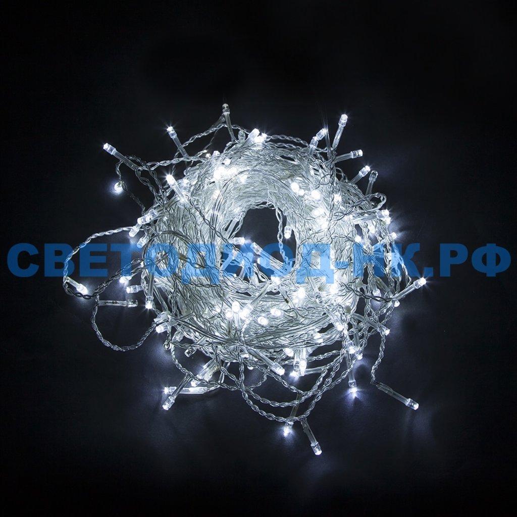 Светодиодная бахрома: Светодиодная гирлянда Feron CL22 бахрома 4,5м*0,7м + 3м 230V 5000К , эффект стробов, c питанием от сети 32347 в СВЕТОВОД