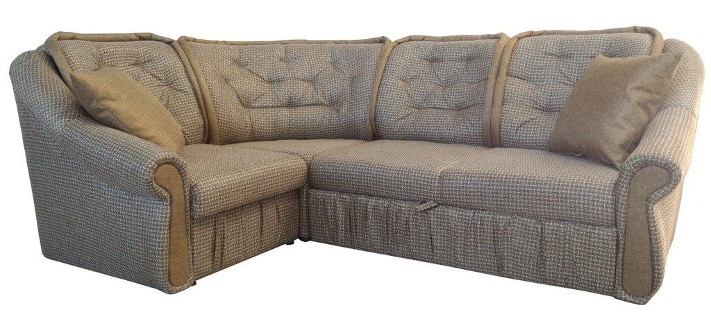 Угловые диваны: Мадрид в НАША МЕБЕЛЬ, мебельная фабрика, ИП Бунтилов С.Н.