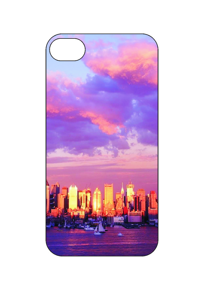 Выбери готовый дизайн для своей модели телефона: Город2 в NeoPlastic