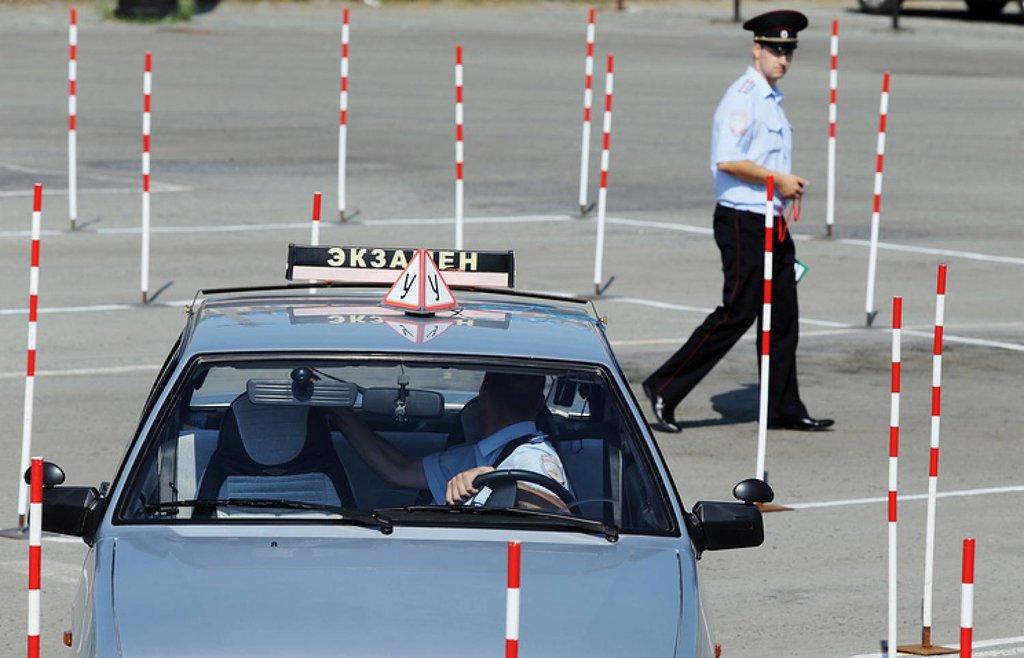 Автошкола: Сдача экзамена в ГИБДД в Авто-Профи, автошкола