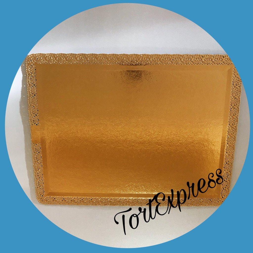 Салфетки, подложки: Поднос Леонардо в ТортExpress