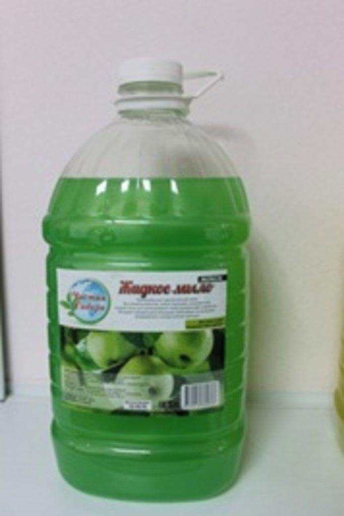Жидкое мыло: Персик 5 л в Чистая Сибирь