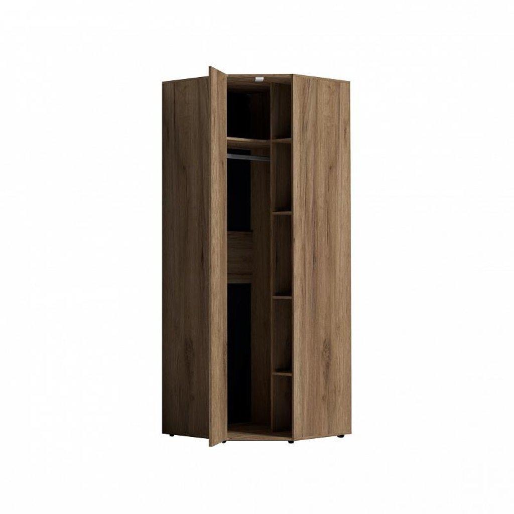 Шкафы для спальни: Шкаф угловой Neo 156 в Стильная мебель
