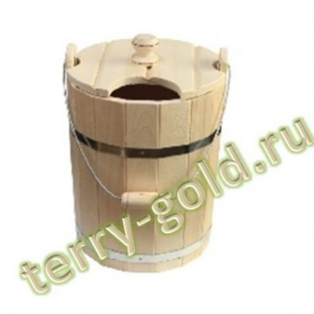 Бондарные изделия: Кадушка с крышкой в Terry-Gold (Терри-Голд), погонажные изделия