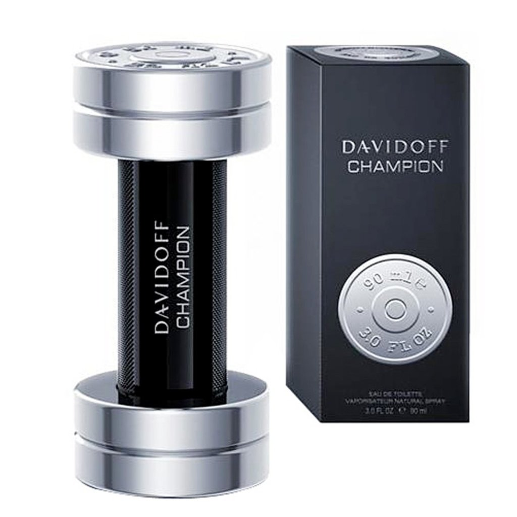 Davidoff: Туалетная вода Davidoff Champion edt м 50 ml в Элит-парфюм