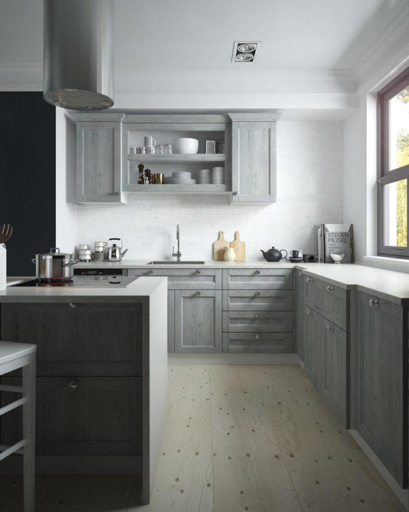 Кухни: Кухня Марсель 4 в Стильная мебель