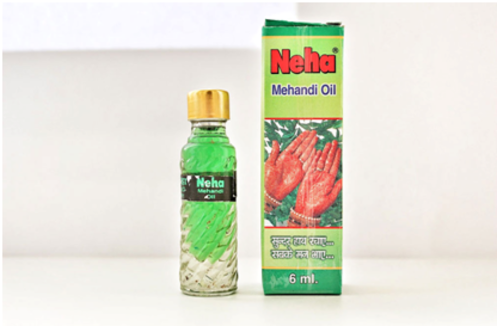Хна для мехенди: Масло для мехенди Neha Mehandi Oil в Шамбала, индийская лавка