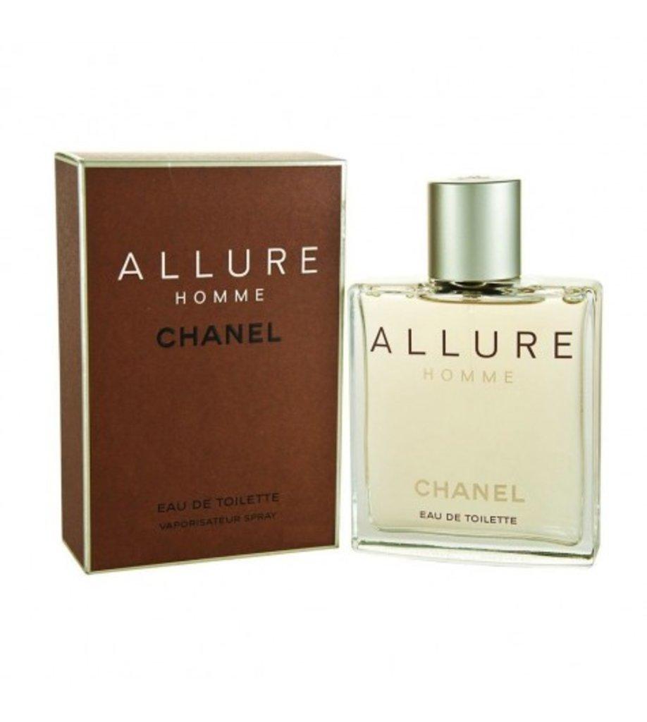 Мужская туалетная вода: Chanel Allure edt м 50 ml в Элит-парфюм