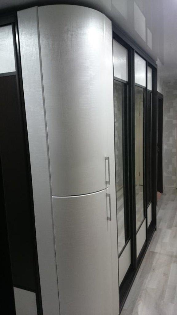Шкафы-купе: Шкаф-купе 12 в Квадра Мебель