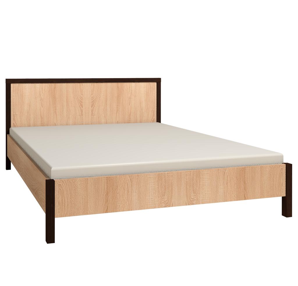 Кровати: Кровать (1800) BAUHAUS 1 в Стильная мебель
